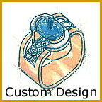 Design Your Own Ring, Custom Designs in Platinum & Gold, One of a Kind, Rare & Unique. Canadian Diamonds, AGS Hearts & Arrows Diamonds, Ideal Cut Diamonds, Canadian Diamond Broker, Wholesale Canadian Diamonds-Vancouver Jeweller, British Columbia, Canada